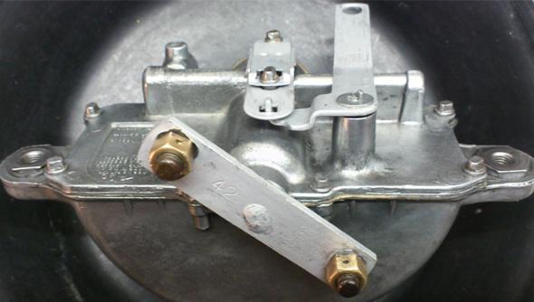 vacuum wiper motor - chevrolet gmc pickup 1947 - 1953