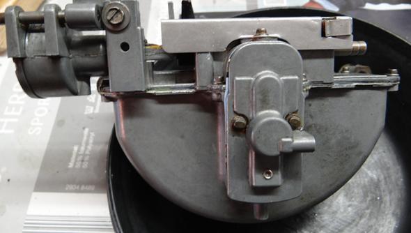 vacuum wiper motor - caddilac 1957